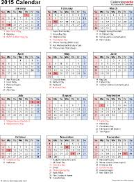 calendar with us holidays