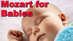 this mozart for baby does relax and makes my baby sleep like an