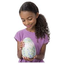 target black friday hatchanimals hatchimals hatching egg draggle by spin master blue green target