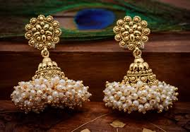 craftsvilla earrings craftsvilla on did you check our onam special temple