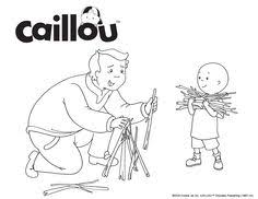 pbs kids holiday coloring pages u0026 printables caillou snowman