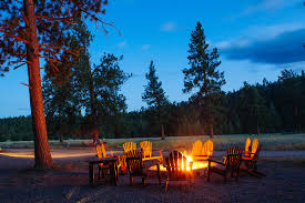 Moonlight Landscape Lighting by Glamping In Luxury Tents Moonlight Camp The Resort At Paws Up