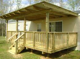 how to attach a porch roof to a mobile home kimberly porch and