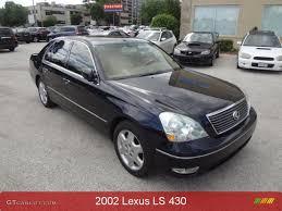 lexus ls430 vin decoder 2002 blue onyx pearl lexus ls 430 94175828 gtcarlot com car