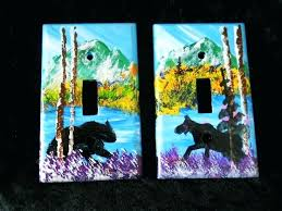 painted light switch covers painted light switch covers builtwithlove site