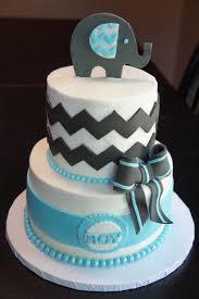 elephant chevron cake baby shower cake the hostess brought me a