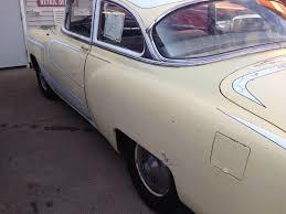 1953 chevy 2 door kool paint the h a m b