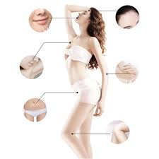 laser epilator permanent hair removal depilador home holder