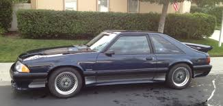 1988 saleen mustang 1 of 1 blue on blue 1988 saleen mustang on ebay no reserve