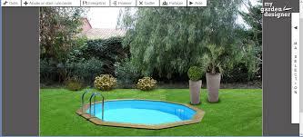 jardin paysager avec piscine aménagement paysager logiciels jardins le guide