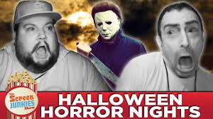 halloween horror nights age halloween horror nights screen junkies scare youtube