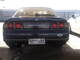 1994 nissan skyline r33 gtst sedan boostcruising