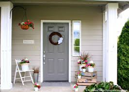 Spring Decorating Ideas For The Home Spring Decorating Ideas Porch Decorating Ideas Spring Crafts