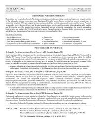 physician assistant resume template physician assistant resume template sle physician assistant