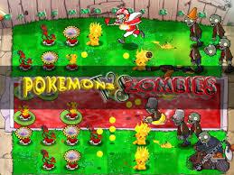 pokemon plants vs zombies pokemon chống thây ma download free