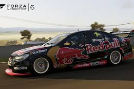 nissan motorsport australia jobs v8 supercars are set to star in forza motorsport 6