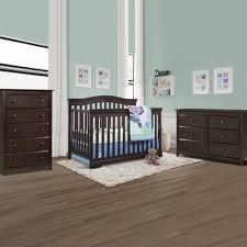 Broyhill Convertible Crib Broyhill Bowen Heights 3 Nursery Set 4 In 1