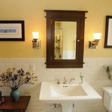 Craftsman Style Bathroom Lighting Arts And Crafts Bathroom Lighting Complete Ideas Exle