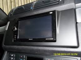 aftermarket stereo nav units with dsp newb questions inside