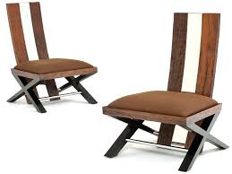Reclaimed Dining Chairs Rustic Modern Furniture Contemporary Dining Chairs