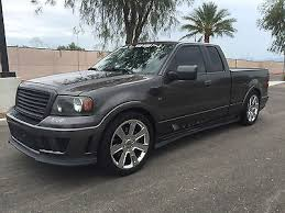 ford saleen truck ford f 150 s331 supercharged cars for sale