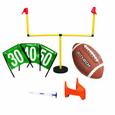 backyard football goal post outdoor furniture design and ideas