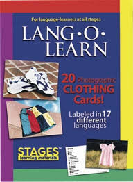 lang o learn real photo flash cards 13 set bundle