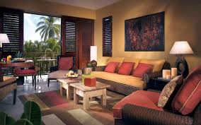 Best Color To Paint A Living Room With Brown Sofa Beuatiful Living Room With Brown Sofa And Red Pillows Part Of