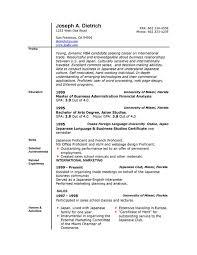 free word resume template mac job and resume template