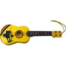 5 ukulele ornament toys