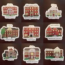 uofk sorority house stickers