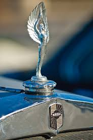 1928 nash coupe ornament photograph by reger