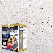 Refinish Kitchen Countertop Kit - daich spreadstone mineral select 1 qt natural white countertop