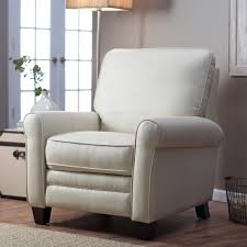 furniture black leather recliner reclining loveseat leather
