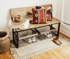 our cozy bohemian entryway livvyland austin fashion and style