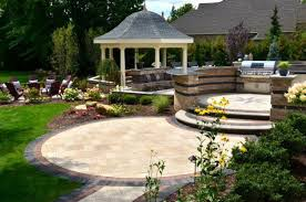 5 stunning patio designs for a hardscape sure to impress unilock