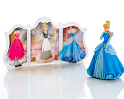 cinderella cake toppers fairytale ruffle cake