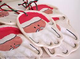 12 easy santa crafts for