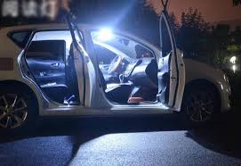 Dodge Challenger Interior Lighting 12pcs Bright White Smd Led Interior Light Package Kit For Dodge