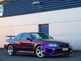 nissan skyline gt r r34 ph carpool pistonheads