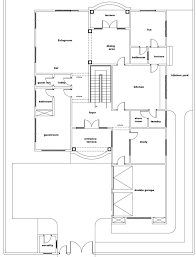 ground floor plan house plans nigerial naa house plan ground floor