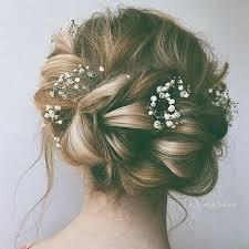 wedding flowers hair best 25 flowers in hair ideas on bridesmaid hair