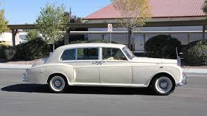 limousine rolls royce 1969 rolls royce phantom vi limousine s105 rogers u0027 classic car
