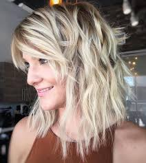 casual shaggy hairstyles done with curlingwands 51 best kapsels images on pinterest hairstyles ash blonde and