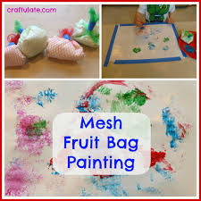 15 ways to paint without brushes craftulate
