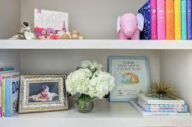 Baby Nursery Bookshelf Baby U0027s Lavender Nursery Honey We U0027re Home