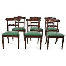 William Iv Dining Chairs All Styles And Timbers Chairs Sets Of 6 Page 2 Carter U0027s
