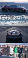 koenigsegg agera concept koenigsegg agera rs shatter bugatti speed record hits 277 9mph