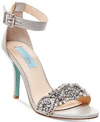 wedding shoes embellished bridal shoes and evening shoes macy s