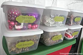 how to store decorations 6 ways to decorate for